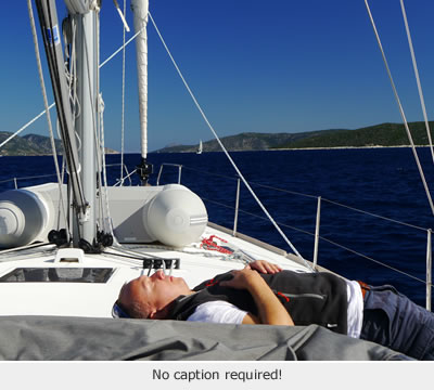 crewed cabin sailing charters in the Mediterranean